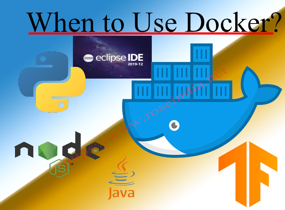 When to use Docker?