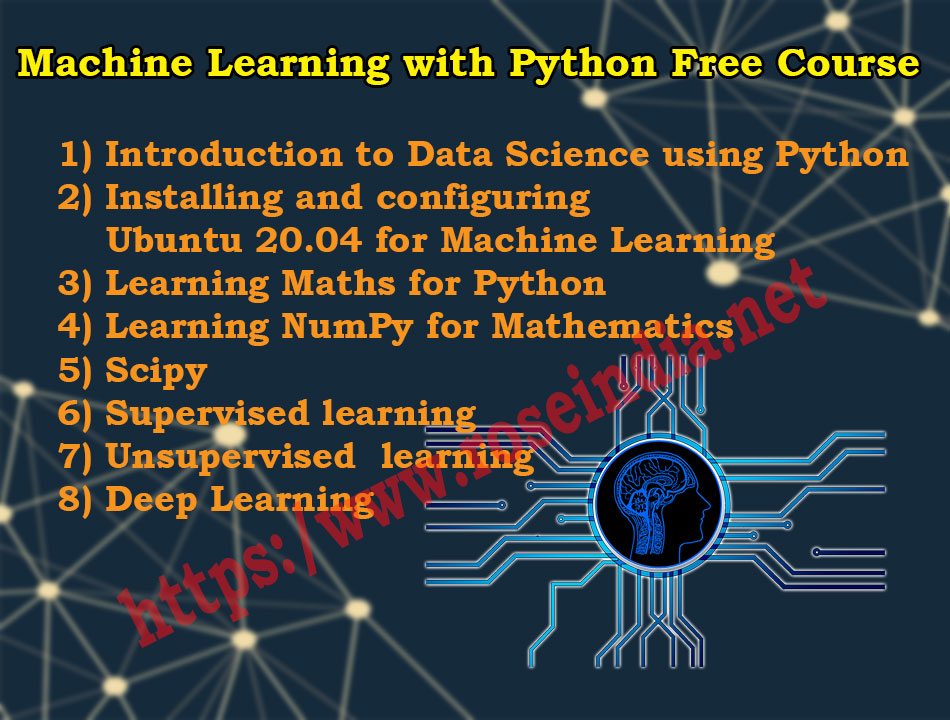 Machine Learning Training: Machine Learning with Python free online course