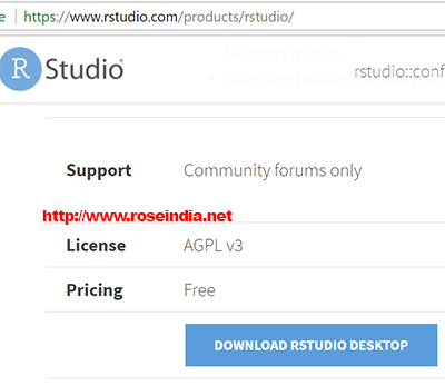 Downloading and Installing RStudio Download R Studio
