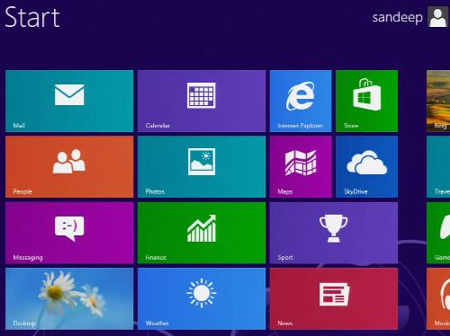 Windows 8 Add Local User