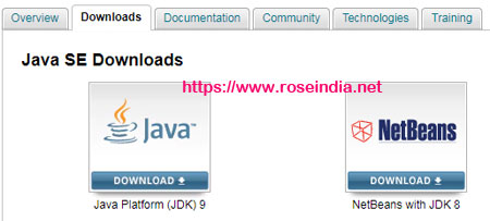 Download JDK 9