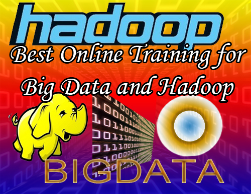 Best Online Training for Big Data and Hadoop