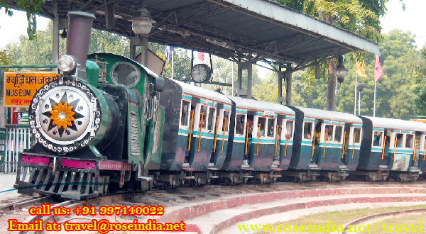 History about National Railway Museum Delhi