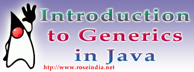 Introduction to Generics in Java