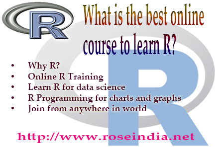What is the best online course to learn R?