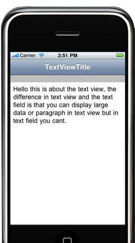 iPhone Textfield border