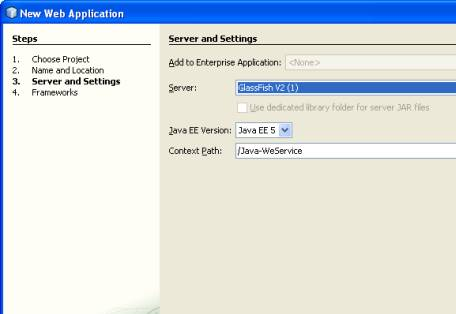 Java client webservice.